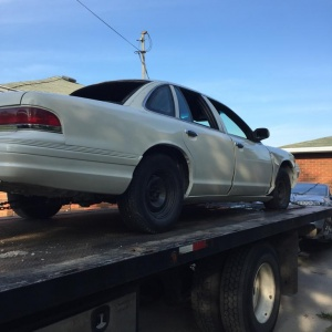 towing car Binbrook